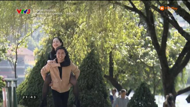 Nàng dâu order: Khán giả đỏ mặt với hàng loạt cảnh hôn môi liên tục của vợ chồng Lan Phương chỉ trong 1 tập phim - Ảnh 7.