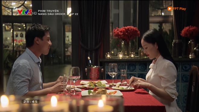 Nàng dâu order: Khán giả đỏ mặt với hàng loạt cảnh hôn môi liên tục của vợ chồng Lan Phương chỉ trong 1 tập phim - Ảnh 8.