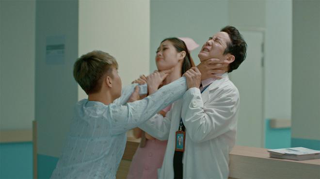 Xuân Nghị, Thúy Ngân diễn cảnh tình cảm trong phim mới - Ảnh 9.