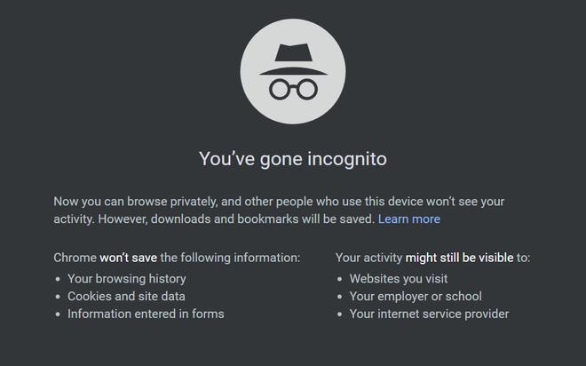 Khoá cửa thông minh level vô cực: Tự động bật chốt khi vào chế độ riêng tư mờ ám trên Internet - Ảnh 1.