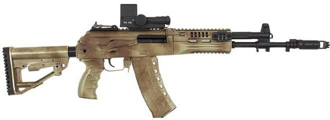 Quân đội Nga sắp chính thức trang bị súng AK-12 và AK-15 - Ảnh 1.