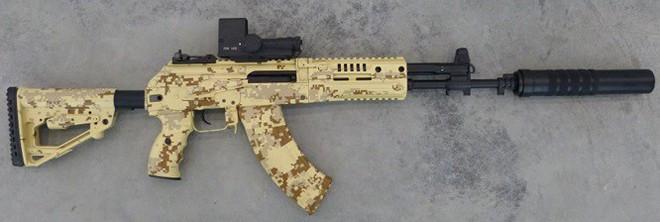 Quân đội Nga sắp chính thức trang bị súng AK-12 và AK-15 - Ảnh 2.