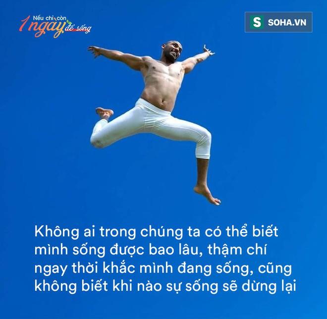 Phó CT Liên đoàn Yoga Châu Á: Nếu chỉ còn 1 ngày để sống, tôi sẽ tận hưởng theo cách tuyệt vời nhất - Ảnh 4.