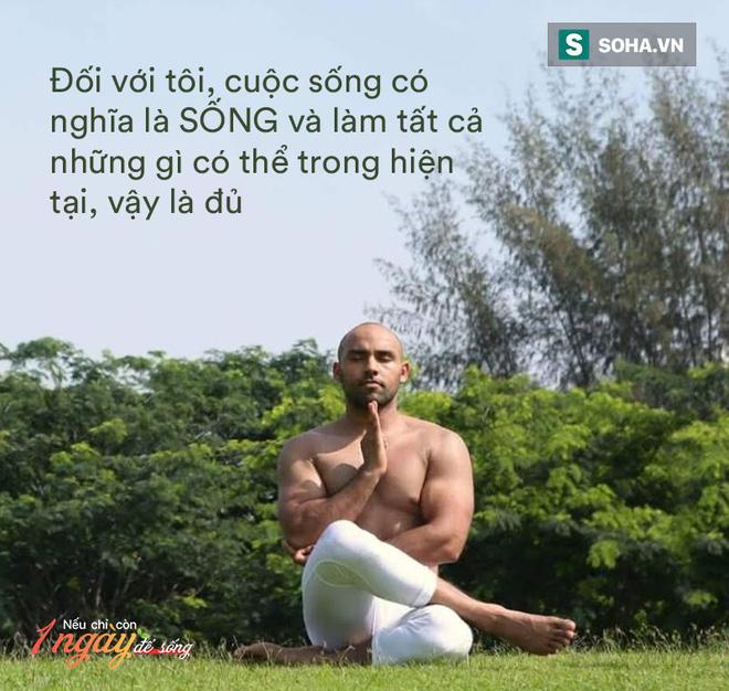 Phó CT Liên đoàn Yoga Châu Á: Nếu chỉ còn 1 ngày để sống, tôi sẽ tận hưởng theo cách tuyệt vời nhất - Ảnh 5.