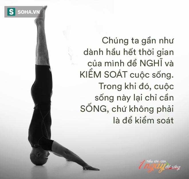 Phó CT Liên đoàn Yoga Châu Á: Nếu chỉ còn 1 ngày để sống, tôi sẽ tận hưởng theo cách tuyệt vời nhất - Ảnh 2.