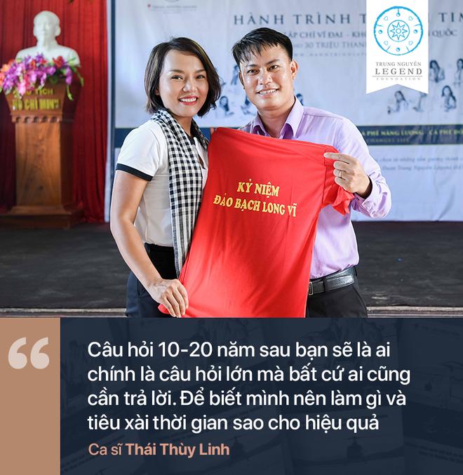 Ca sĩ Thái Thùy Linh: 'Khi mình không làm gì sai thì không cần giải thích nhiều!' - Ảnh 3.