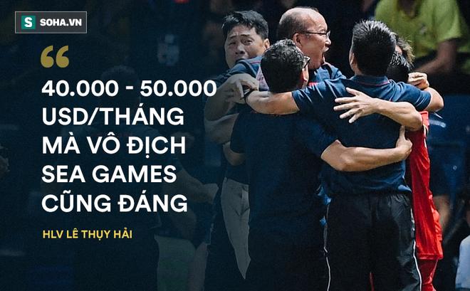 """""""Trả ông Park lương 100.000, 200.000 USD/tháng mà vào VCK World Cup thì không hề đắt"""""""