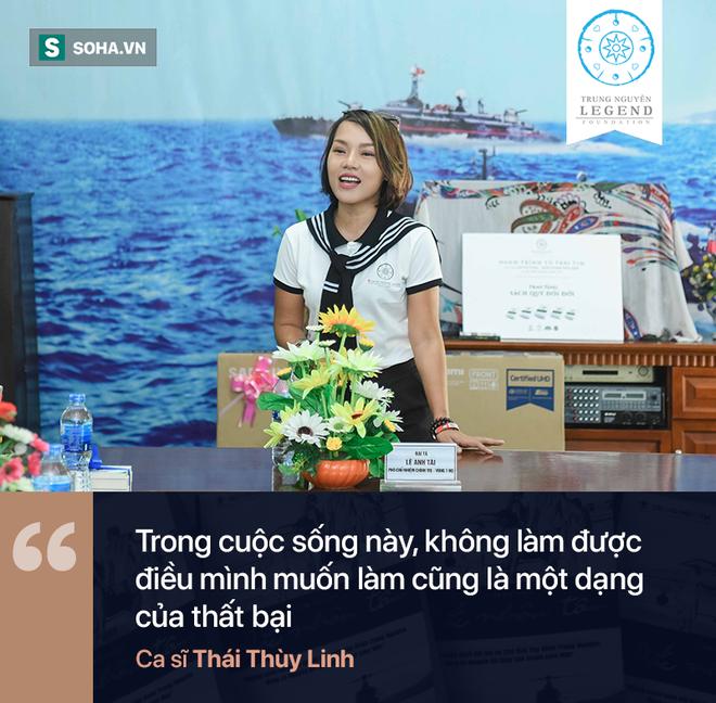 Ca sĩ Thái Thùy Linh: 'Khi mình không làm gì sai thì không cần giải thích nhiều!' - Ảnh 2.