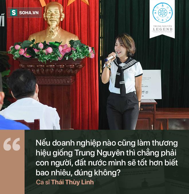 Ca sĩ Thái Thùy Linh: 'Khi mình không làm gì sai thì không cần giải thích nhiều!' - Ảnh 1.