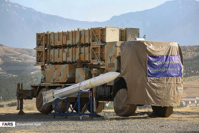 Tên lửa phòng không mới nhất của Iran bắn tan xác máy bay tối tân Mỹ- Tiết lộ sự thật cay đắng - Ảnh 1.