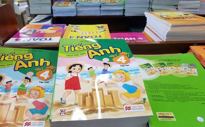 Một tên sách giáo khoa 2 mức giá, NXB Giáo dục Việt Nam nói gì?