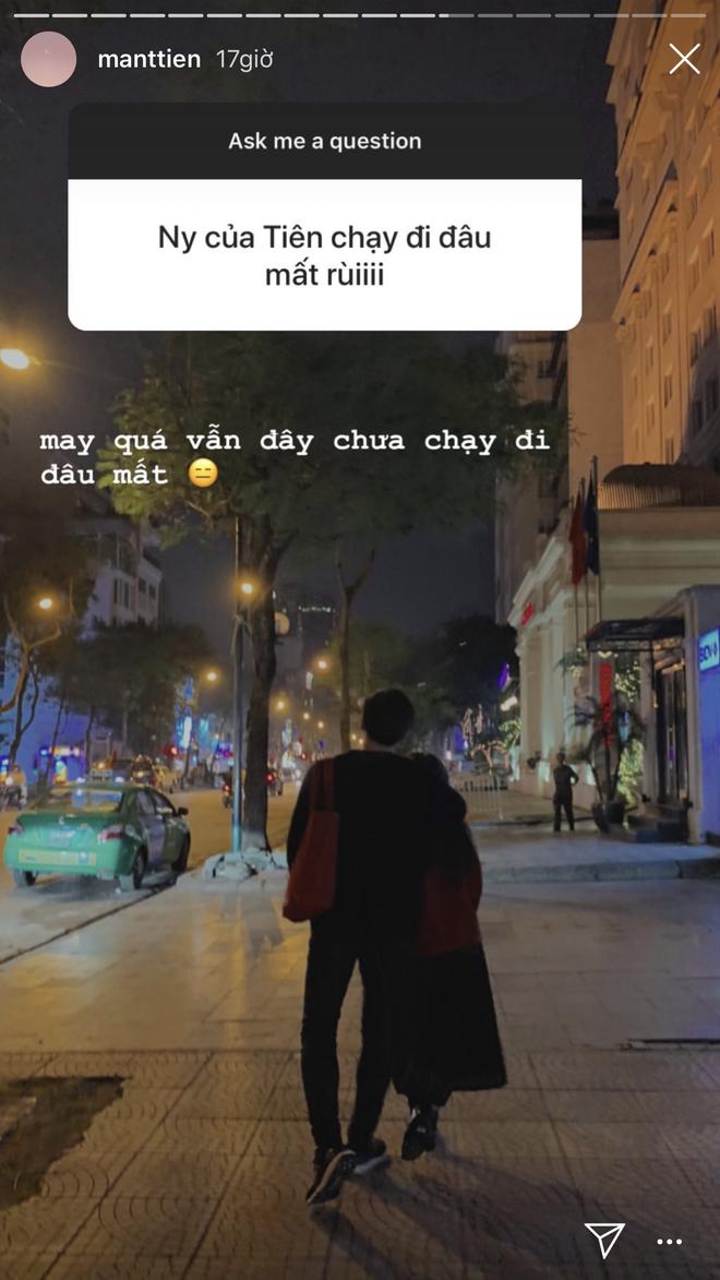 Mẫn Tiên thừa nhận đã chia tay bạn trai hơn nửa năm, tiện thể thông báo có luôn người mới rồi - Ảnh 2.