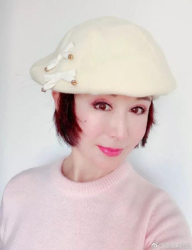 70 tuổi, 'Tiểu Long Nữ' Phan Nghinh Tử vẫn trẻ đẹp xao xuyến - Ảnh 4.