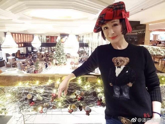 70 tuổi, 'Tiểu Long Nữ' Phan Nghinh Tử vẫn trẻ đẹp xao xuyến - Ảnh 5.