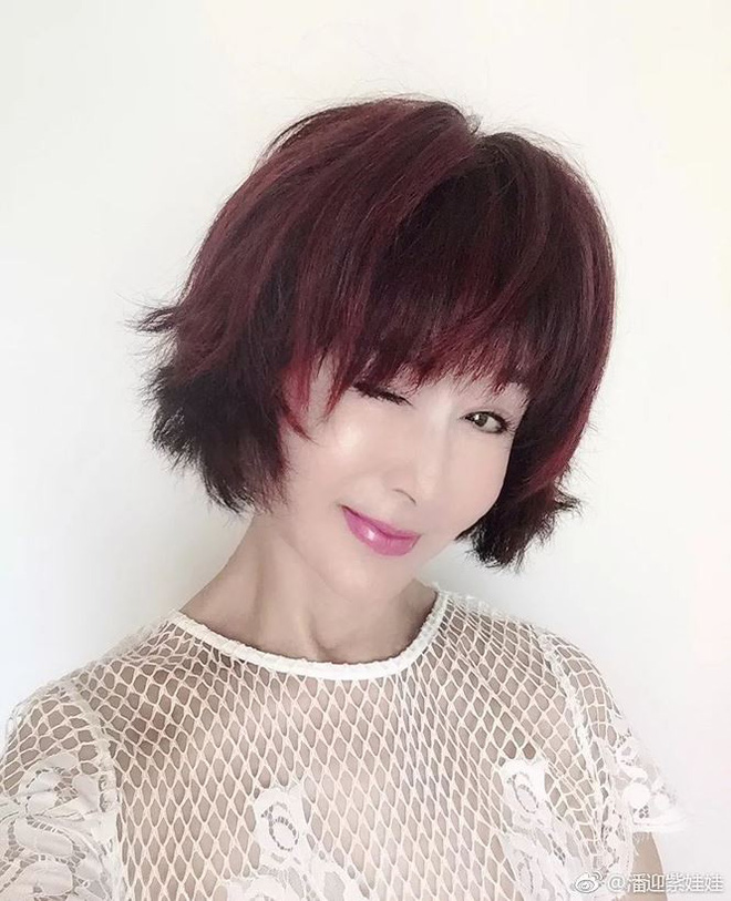 70 tuổi, 'Tiểu Long Nữ' Phan Nghinh Tử vẫn trẻ đẹp xao xuyến - Ảnh 6.