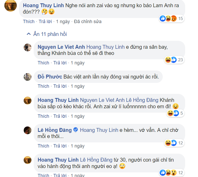 Biết Việt Anh vào Sài Gòn sinh sống, Hoàng Thùy Linh ra yêu cầu đặc biệt - Ảnh 4.