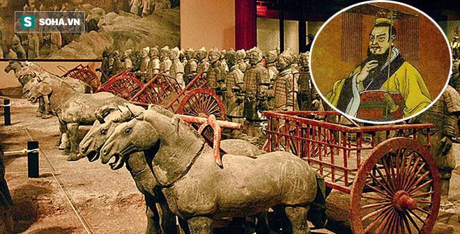 Bí mật lăng mộ Tần Thùy Hoàng: Có lời nguyền liên quan đến việc đoạt mạng Hạng Võ - Ảnh 3.