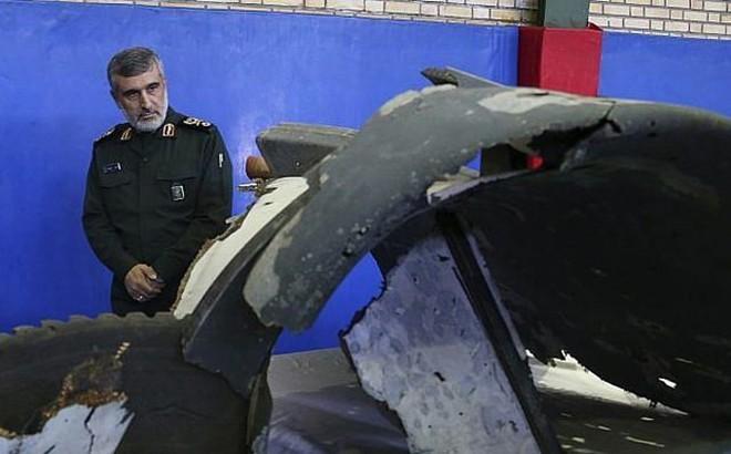 Quân đội Iran suýt bắn hạ một máy bay chở 35 người của Mỹ
