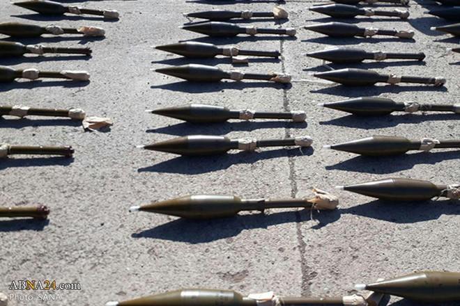 Syria: Điều bất ngờ trong kho vũ khí khổng lồ khủng bố giấu trong trang trại - Ảnh 4.