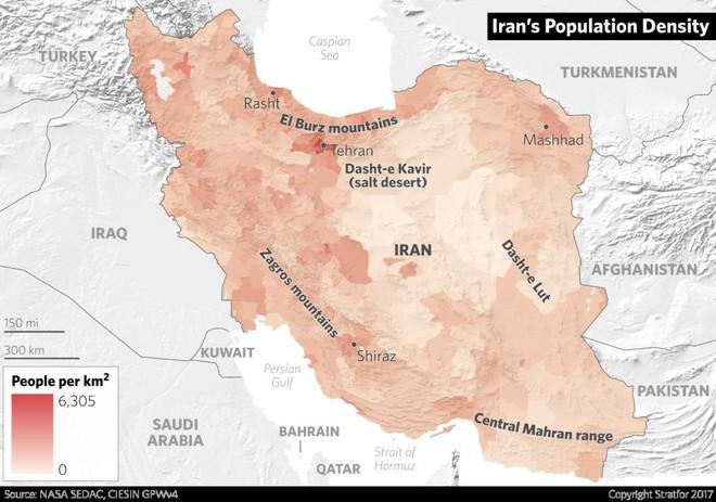 Hai kịch bản tấn công Iran: Pháo đài bất khả xâm phạm có thể khiến Mỹ sa lầy đau đớn - Ảnh 3.