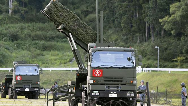 Uy lực lá chắn thép Patriot được Mỹ đưa tới Trung Đông - Ảnh 1.