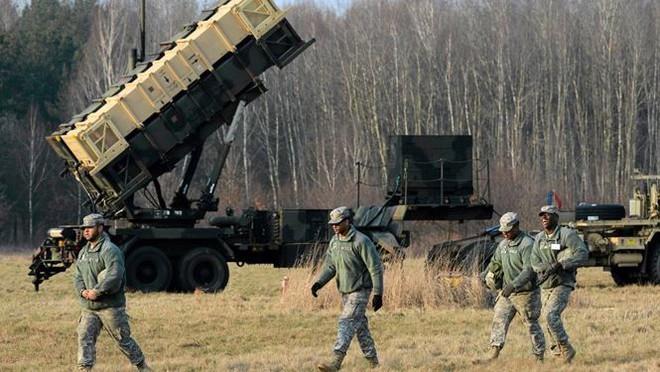 Uy lực lá chắn thép Patriot được Mỹ đưa tới Trung Đông - Ảnh 2.