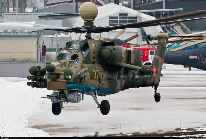 Lộ diện tên lửa chống tăng tầm bắn xa nhất thế giới của trực thăng Mi-28NM - Ảnh 11.