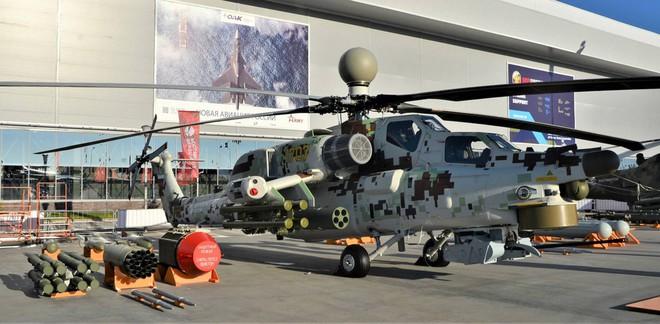 Lộ diện tên lửa chống tăng tầm bắn xa nhất thế giới của trực thăng Mi-28NM - Ảnh 12.