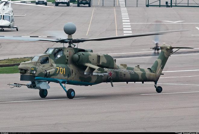 Lộ diện tên lửa chống tăng tầm bắn xa nhất thế giới của trực thăng Mi-28NM - Ảnh 15.