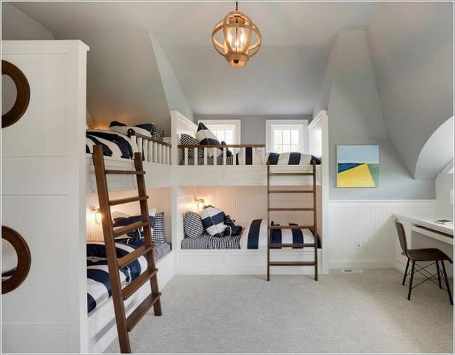Học lỏm ngay 8 mẹo vặt để ứng dụng thêm các tiện ích vào phòng ngủ cho con - Ảnh 5.