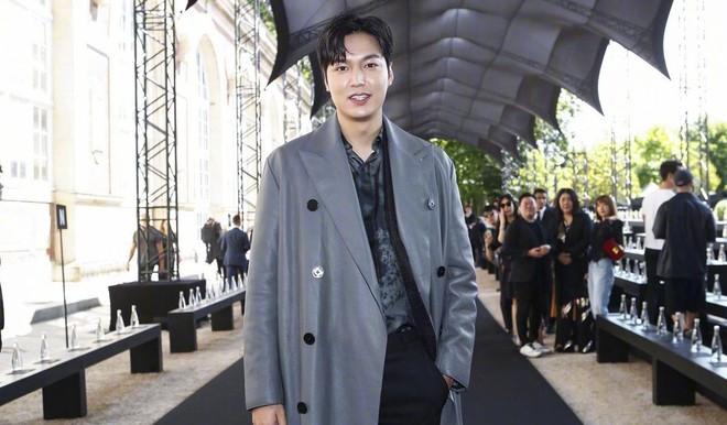 Đẹp trai chẳng ai dám chê nhưng Lee Min Ho bất ngờ bị lấn át khi chung khung hình ngôi sao xứ Trung - Ảnh 6.