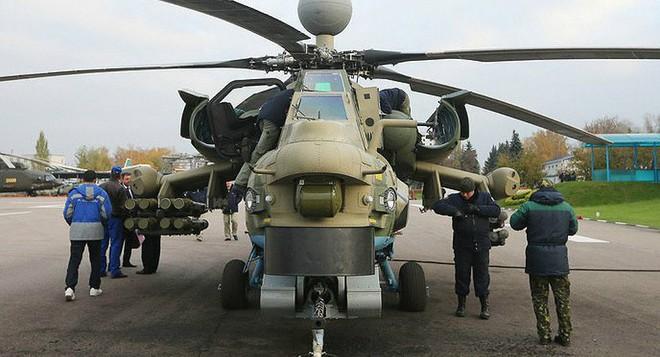 Lộ diện tên lửa chống tăng tầm bắn xa nhất thế giới của trực thăng Mi-28NM - Ảnh 6.