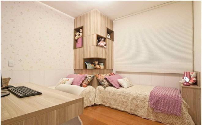 Học lỏm ngay 8 mẹo vặt để ứng dụng thêm các tiện ích vào phòng ngủ cho con