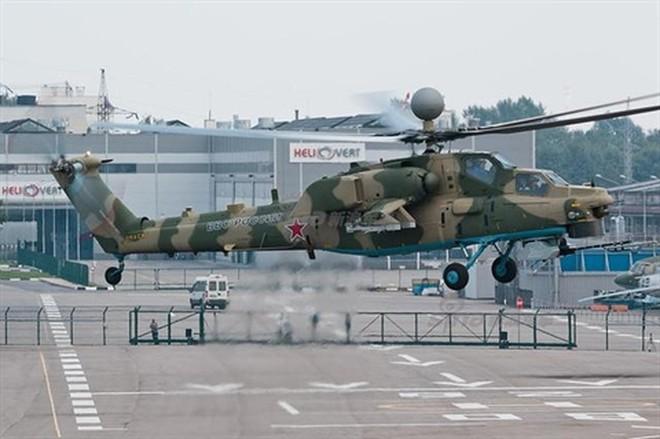 Lộ diện tên lửa chống tăng tầm bắn xa nhất thế giới của trực thăng Mi-28NM - Ảnh 8.