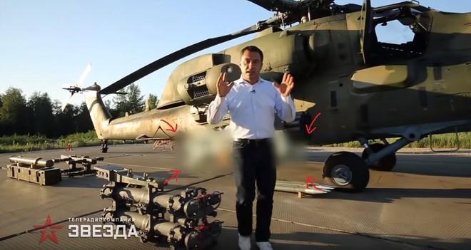 Lộ diện tên lửa chống tăng tầm bắn xa nhất thế giới của trực thăng Mi-28NM - Ảnh 10.