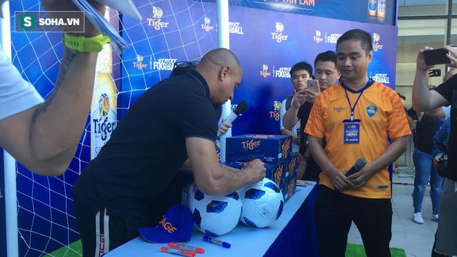 Cập nhật: Đặng Văn Lâm: Nếu được lựa chọn, tôi muốn chơi bên cạnh Rio Ferdinand - Ảnh 7.