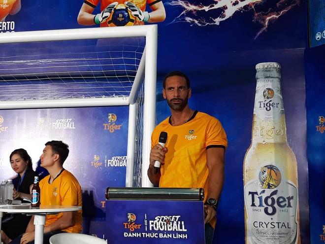 Cập nhật: Đặng Văn Lâm: Nếu được lựa chọn, tôi muốn chơi bên cạnh Rio Ferdinand - Ảnh 3.