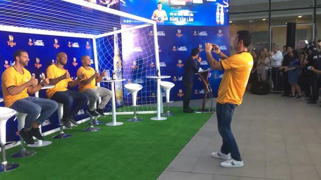 Cập nhật: Đặng Văn Lâm: Nếu được lựa chọn, tôi muốn chơi bên cạnh Rio Ferdinand - Ảnh 6.