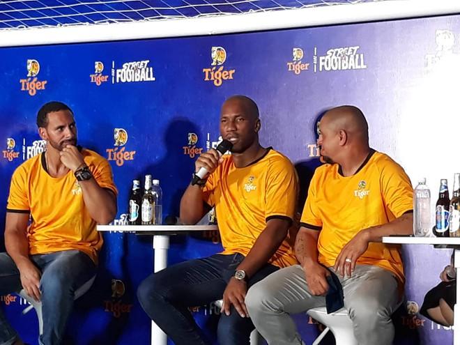 Cập nhật: Đặng Văn Lâm: Nếu được lựa chọn, tôi muốn chơi bên cạnh Rio Ferdinand - Ảnh 2.