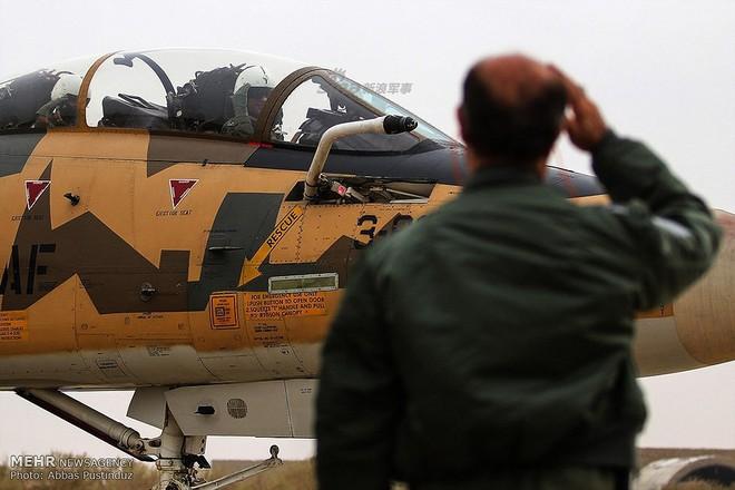 F-14 Iran sẽ tuyệt chủng khi đối đầu với tiêm kích tàng hình Mỹ? - Ảnh 2.