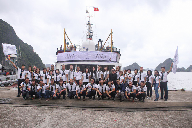 Hành trình Từ Trái Tim: Trao gửi khát vọng lớn đến thanh niên vùng biển đảo - Ảnh 3.