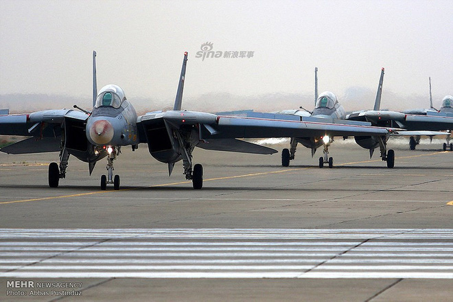 F-14 Iran sẽ tuyệt chủng khi đối đầu với tiêm kích tàng hình Mỹ? - Ảnh 5.