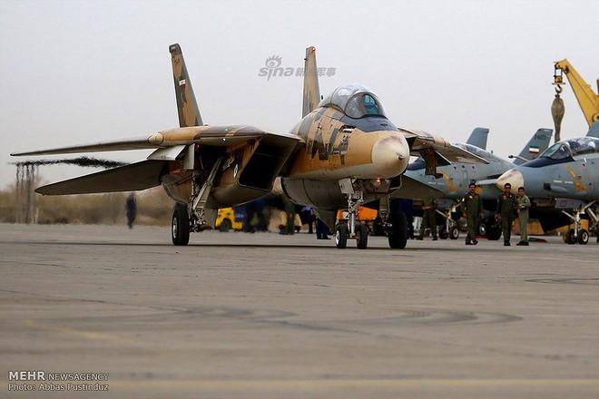 F-14 Iran sẽ tuyệt chủng khi đối đầu với tiêm kích tàng hình Mỹ? - Ảnh 7.