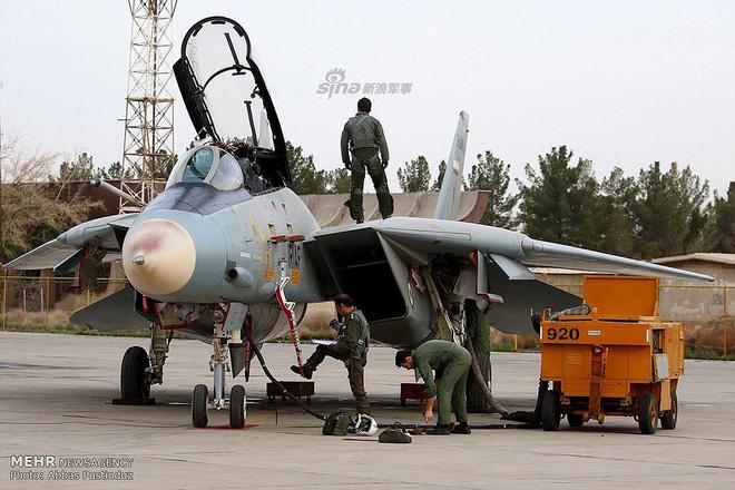 F-14 Iran sẽ tuyệt chủng khi đối đầu với tiêm kích tàng hình Mỹ? - Ảnh 9.