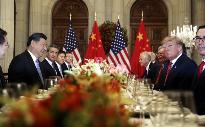"""Cuộc gặp xoay chuyển thế giới tại G20: Mỹ đứng trước """"cú đấm kinh tế"""" từ TQ và sự lạnh lùng của """"gấu Nga"""""""