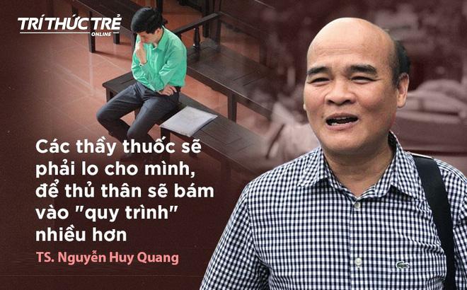 Sau bản án với Hoàng Công Lương, Bộ Y tế: Bác sĩ 'cứu người bằng 15 lon bia' cũng có nguy cơ ngồi tù!