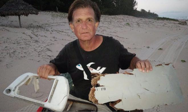 Bí ẩn MH370: Nhà điều tra nổi tiếng bị dọa giết nếu còn tìm máy bay - Ảnh 1.