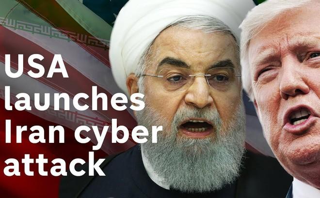 """Tấn công mạng thay vì giội tên lửa Iran: TT Trump đã đi một nước cờ """"thay đổi cuộc chơi"""""""