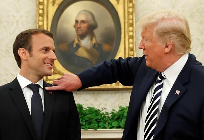 Thỏa thuận hạt nhân Iran: Ông Trump không quan tâm đến EU - Ảnh 1.