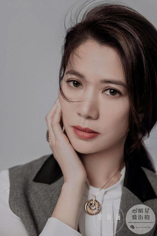 Hoa hậu Hồng Kông Viên Vịnh Nghi U50 sắc vóc siêu quyến rũ - Ảnh 3.
